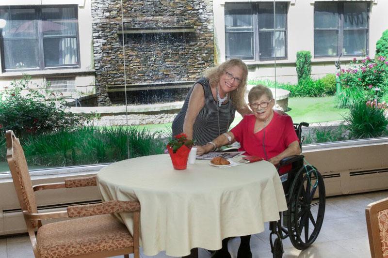 Glen Cove Nursing and Rehabilitation helping patients