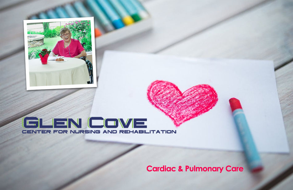 cardiac and pulmonary care at Glen Cove